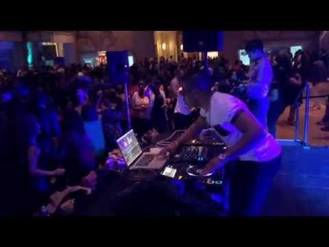 DJ MAGIC FLOWZ Performance at The Royal Ontario Museum