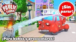 Paulie y Fiona | ¡Sin parar! | Compilación | Caricaturas para Niños | Caricaturas en Español