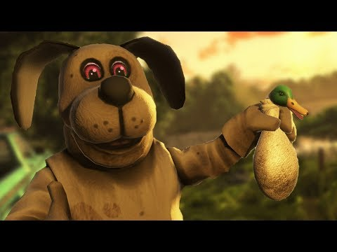 Duck Season Virtual Reality Gameplay Trailer