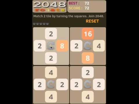 Video of Rotate 2048