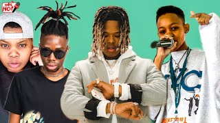 How Nasty C Made These Rappers Famous ! |Lift as You Rise Top 10 Winners