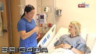 Brigada: Pamumuhay ng mga Pinoy nurse sa Amerika, tinutukan ng