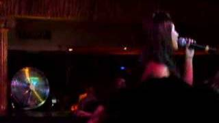 Che'Nelle @ Cafe De Paris, London (2)