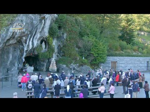 Messe du 28 septembre 2020 à Lourdes