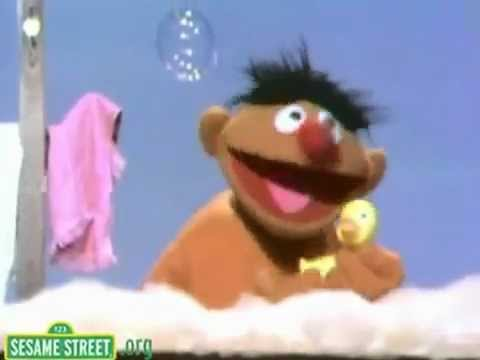 Sesame Street Rubber Ducky Song