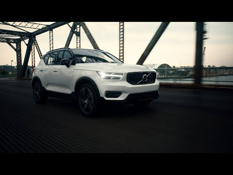 The New Volvo XC40 With Care By Volvo