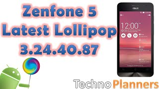 Flashing Re install Firmware Asus Zenfone 5 T00F T00J - Most