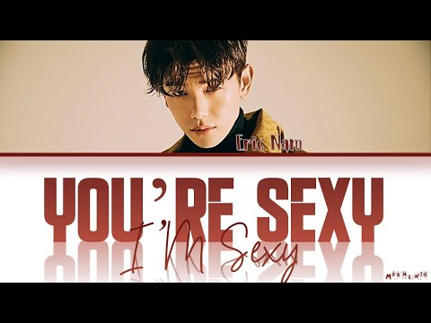 Eric Nam (에릭남) - 'You're Sexy I'm Sexy' Lyrics/가사