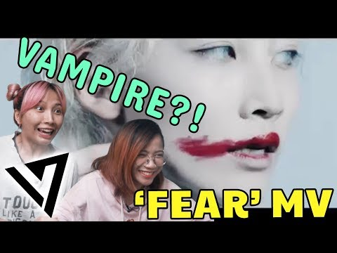 SEVENTEEN (세븐틴) - FEAR MV REACTION | VAMPIRE?! DADDY?!