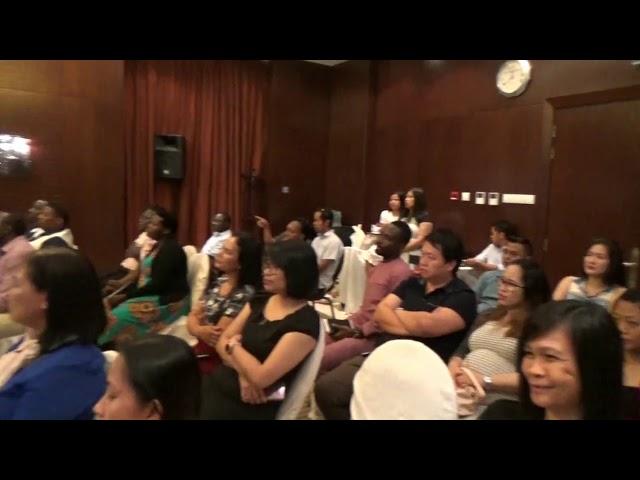 DSSDA Worship service 25/05/2019