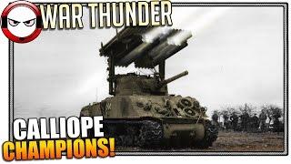 War thunder best late game champions seasoning