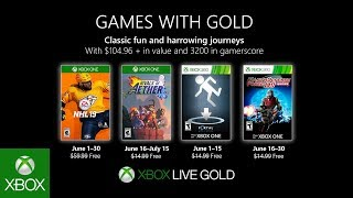 Games With Gold di giugno