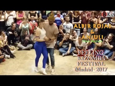 Albir Rojas Feeling Kizomba Festival 2017