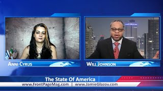 Will Johnson: The State Of America.