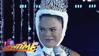 It's Showtime Miss Q & A: Juliana Parizcova Segovia's one and only tooth