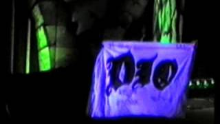 Dio - Like The Beat Of A Heart Live in Gothenburg , Sweden 1986