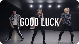 Good Luck - Basement Jaxx ft. Lisa Kekaula / Youjin Kim Choreography