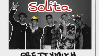 PRETTYMUCH   Solita Ft. Rich The Kid (Lyric Video) Pictures + Names