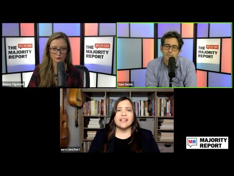 What's Really Happening at the US Southern Border w/ Aura Bogado & Marcia Brown - MR Live - 3/25/21