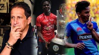 CONMEBOL SE RIÓ DE BARCELONA; ESTO ES UNA VERGÜENZA | TRICOLOR AL SANTOS | MENA REGRESARÁ AL EMELEC
