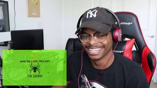 J Cole ATE THIS! | Young Thug   The London Ft. J.Cole & Travis Scott | Reaction