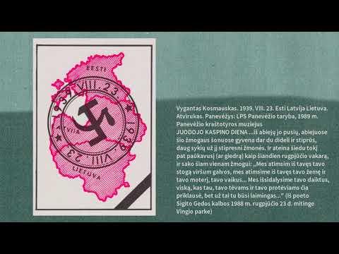 """Lietuvos, Latvijos ir Estijos muziejų pasakojimas """"Už mūsų laisvę"""""""