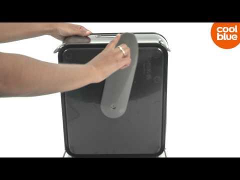 Simplehuman afdruiprek compact videoreview en unboxing (NL/BE)