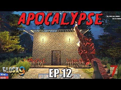 7 Days To Die - Apocalypse EP12 (Alpha 18)