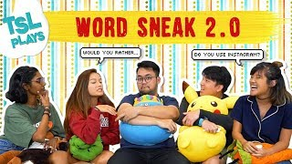TSL Plays: Word Sneak 2.0