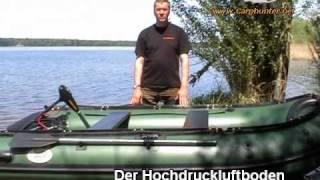 Aluboden vs. Hochdruckluftboden im Vergleich bei Schlauchbooten