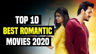 Top 10 Best Romantic South Indian Hindi Dubbed Movies || You Shouldn't Miss || Part 3