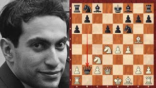 One of Mikhail Tal
