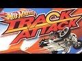 1 Jogos Hotwheels Track Attack Para Ds