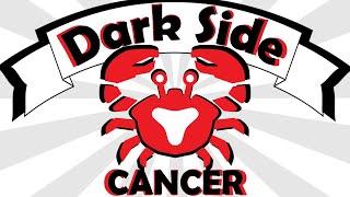Unknown DARK Side of Cancer Zodiac Sign