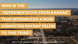"""Payday Mystery: Who Is the """"Representative from Kansas""""?"""
