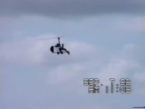 Homemade gyrocopter - смотреть онлайн на Hah Life