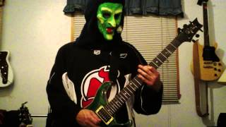 DANZIG: Long Way Back From Hell - Guitar Cover