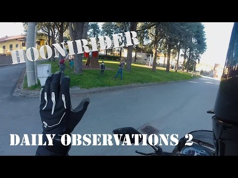 Daily Observations 2 - GoPro Hero 3+