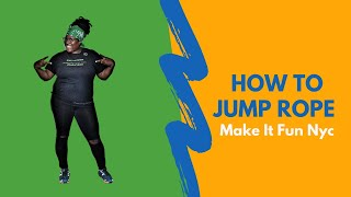 Jump Into Spring Jump Rope Challenge Day 2