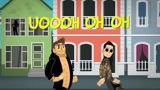 Rasel   Voy Subiendo Feat. Brytiago (Lyric Video)