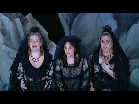 Die Zauberflote   The Magic Flute   La Flauta Magica   l'Opera de Paris 2001