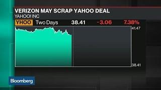 Will Verizon Scrap Yahoo Deal or Explore Cut Price?