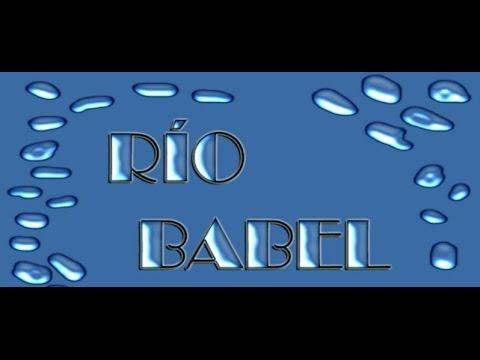 Gustavo Cerati - Río Babel - letra - (Lyric Video)