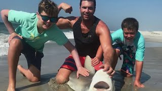 Man Catches 7 Sharks on Long Island Amid Slew of Sightings | NBC New York
