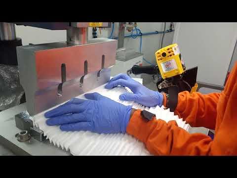 SM 103 Ultrasonic Plastic Welding Machine