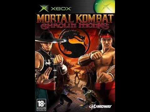 Download Xbox: Mortal Kombat - Shaolin Monks (HD / 60fps) (Kung Lao + Scorpion) HD Mp4 3GP Video and MP3