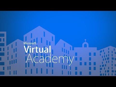 Microsoft Virtual Academy(MVA) - YouTube