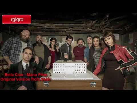 Bella Ciao Música Original De La Serie La Casa De Papel Money Heist