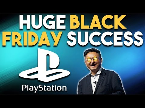 PS4 Has HUGE BLACK FRIDAY and MASSIVE Horizon Patch