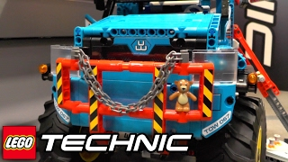 Lego Technic 2017 Sets March, August at New York Toy Fair